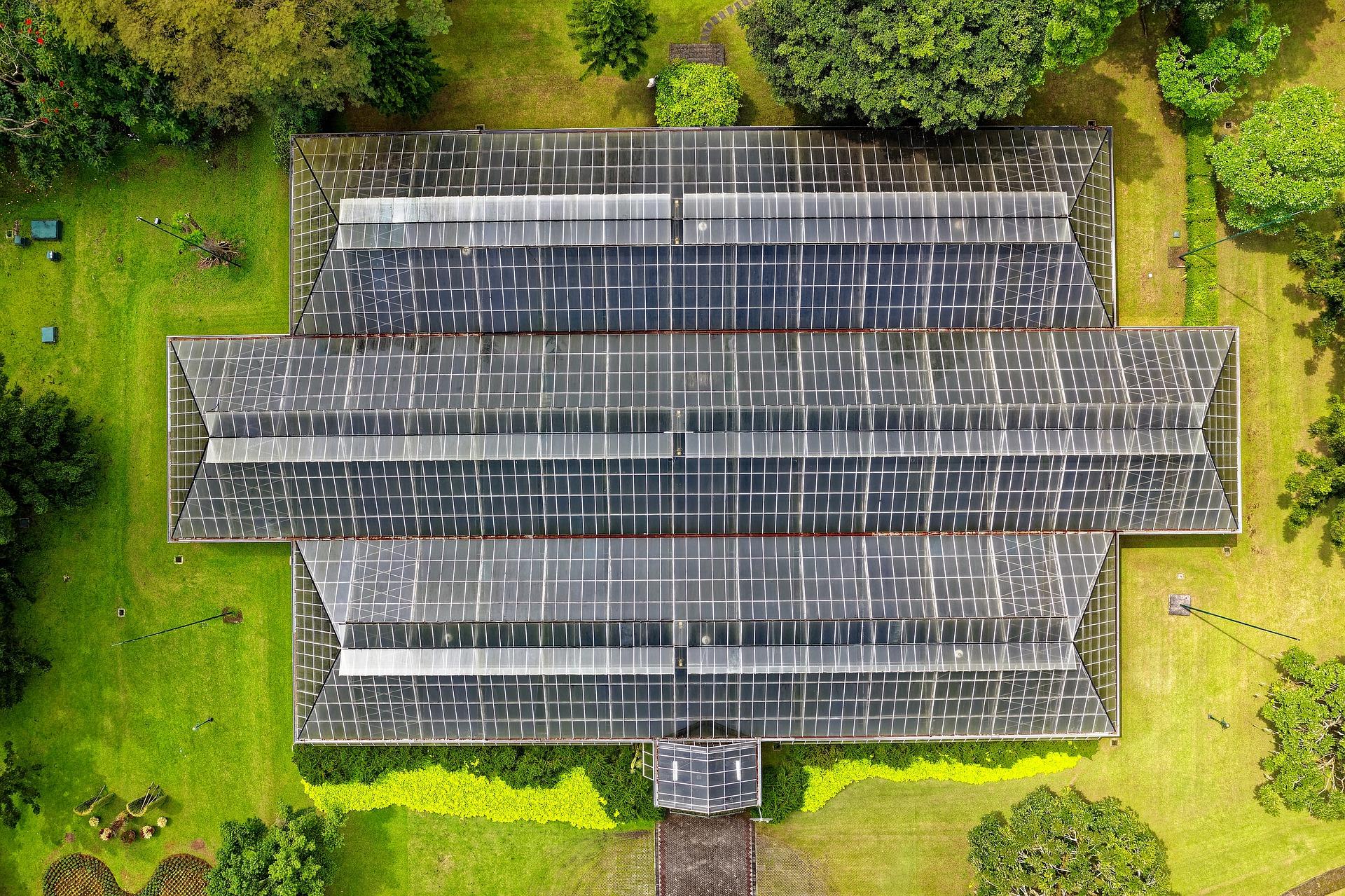 営農型発電システム
