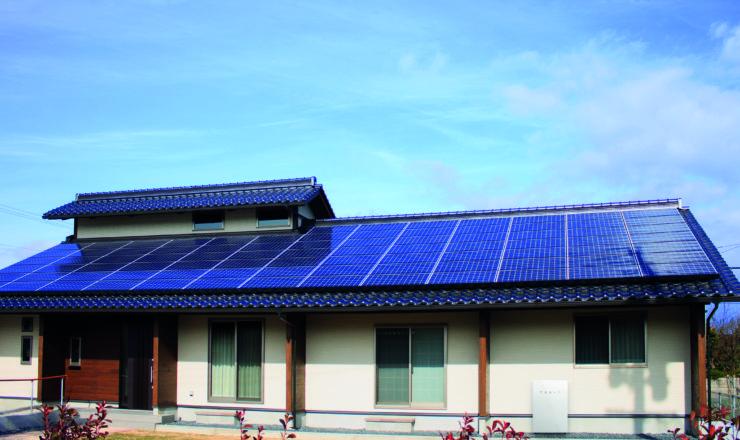 住宅用太陽光発電システム/ソーラーモンスターQ